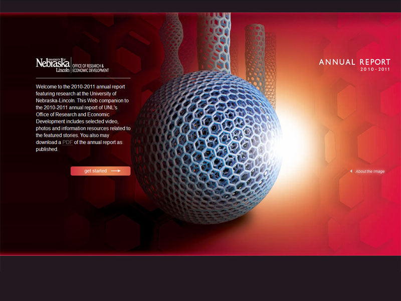 UNL Office of Research 2011 Online Annual Report