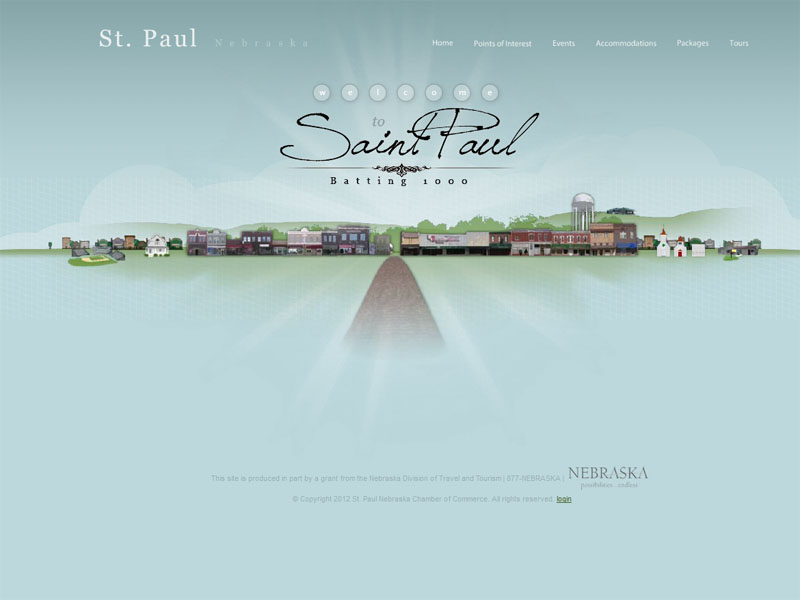 Visit St. Paul Nebraska