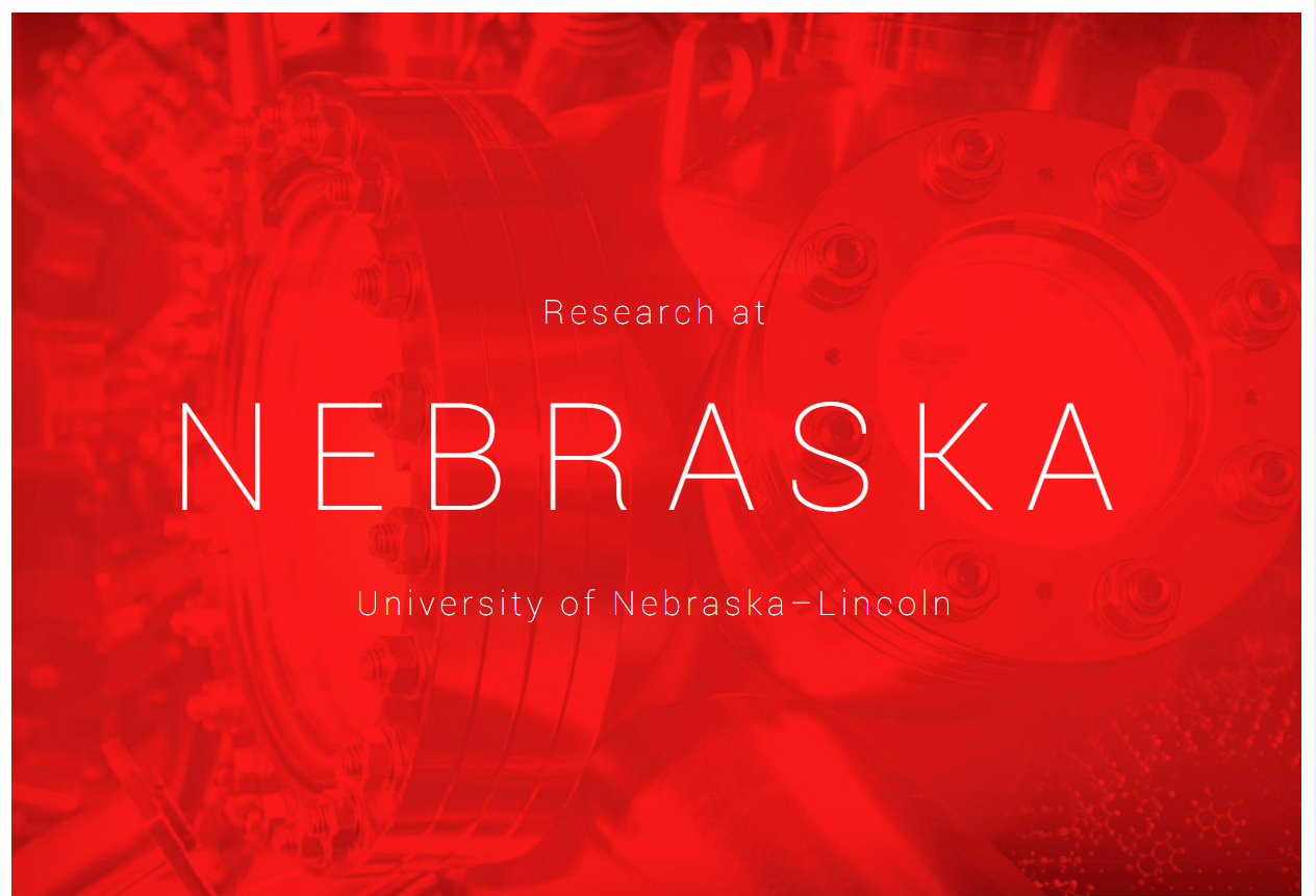 UNL Office of Research 2015 Online Annual Report